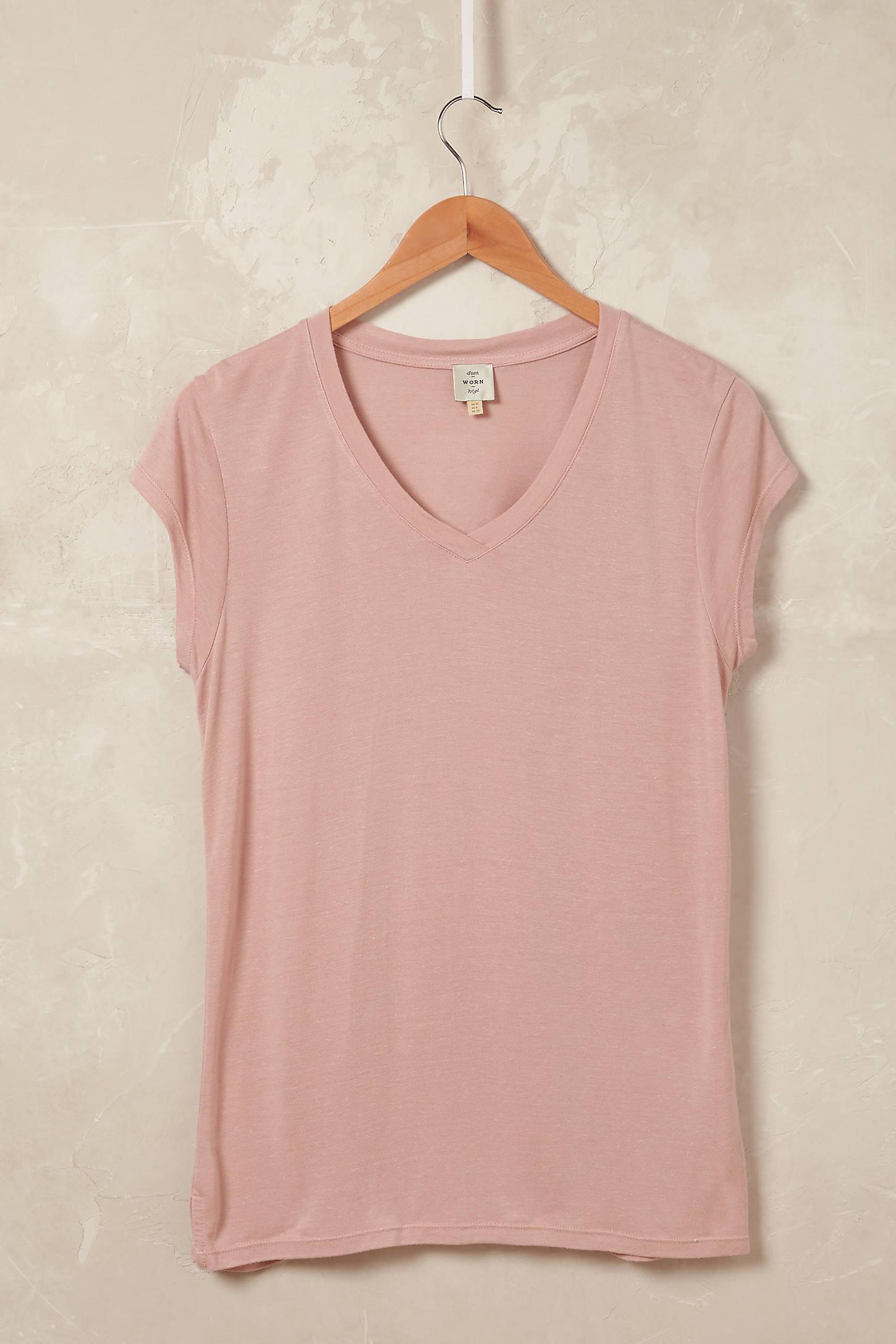 Quinlan V-Neck T-Shirt
