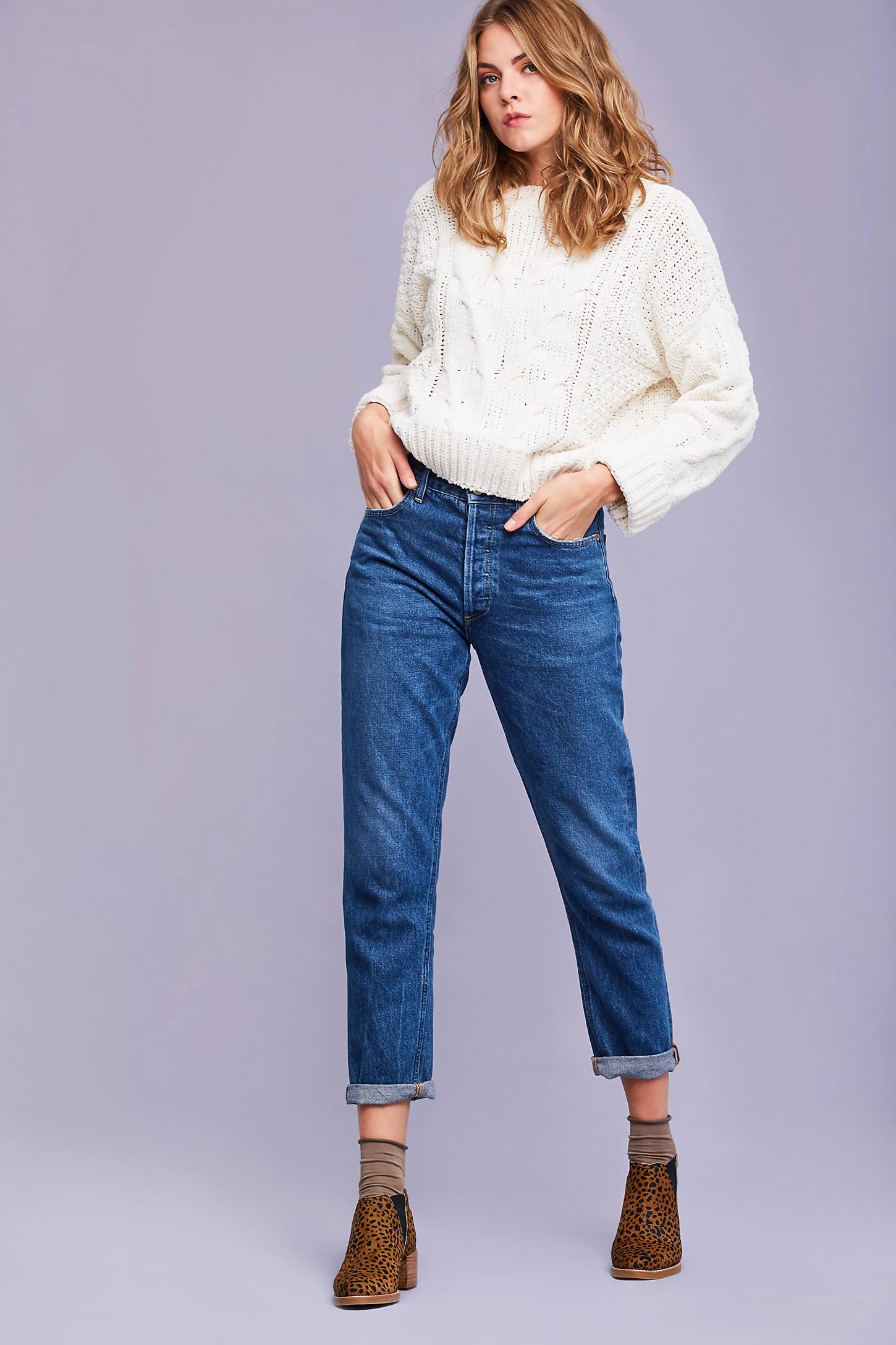 A Gold E Jamie Jeans