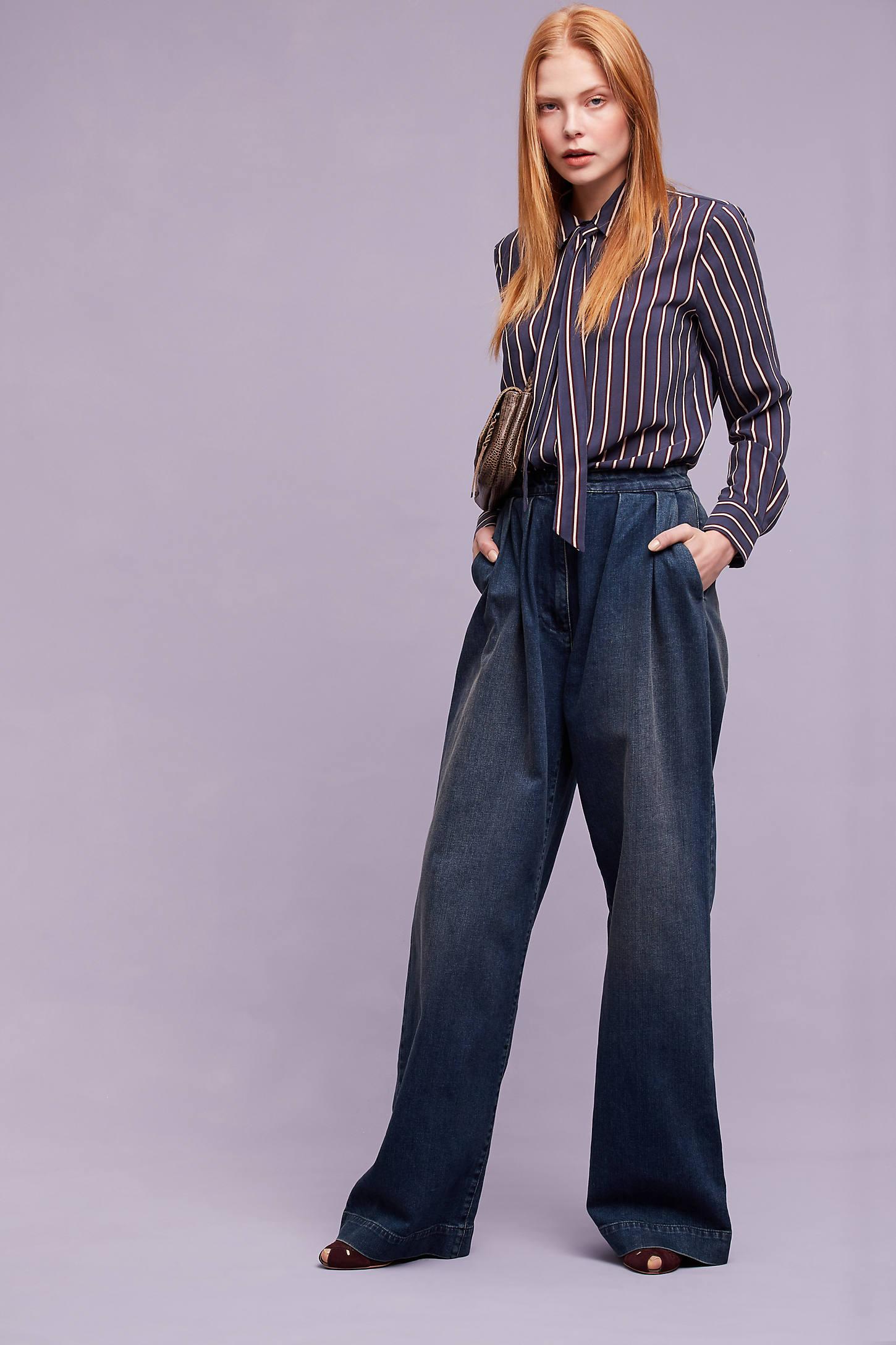 Dianne Wide-Leg Jeans