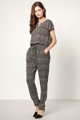 Second Female Geo Jumpsuit