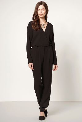 Second Female Jet Crepe Jumpsuit