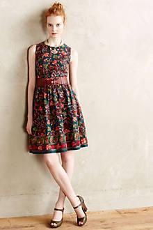 needlepoint-garden-dress by anthropologie