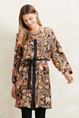 Selected Femme Baroque Shirtdress - Anthropologie