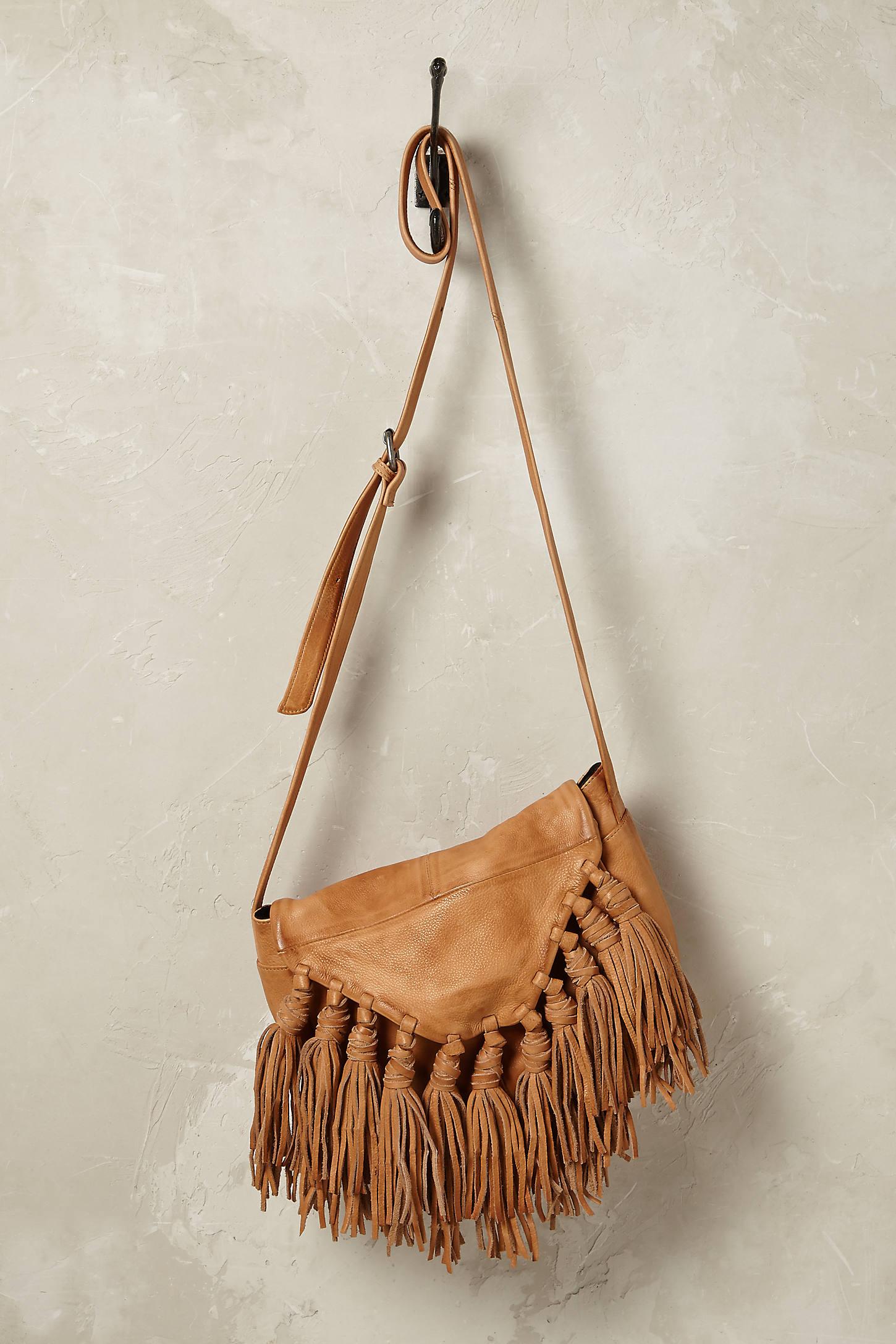 Lee Fringed Crossbody Bag