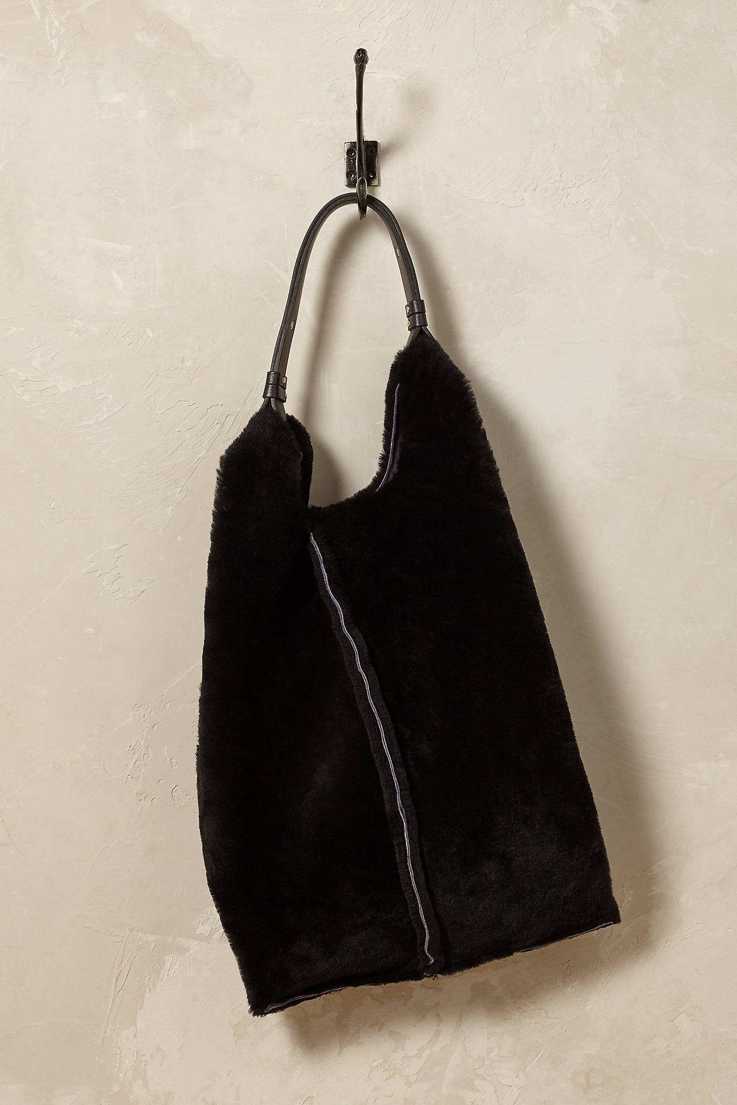 Moritz Sheepskin Tote Bag
