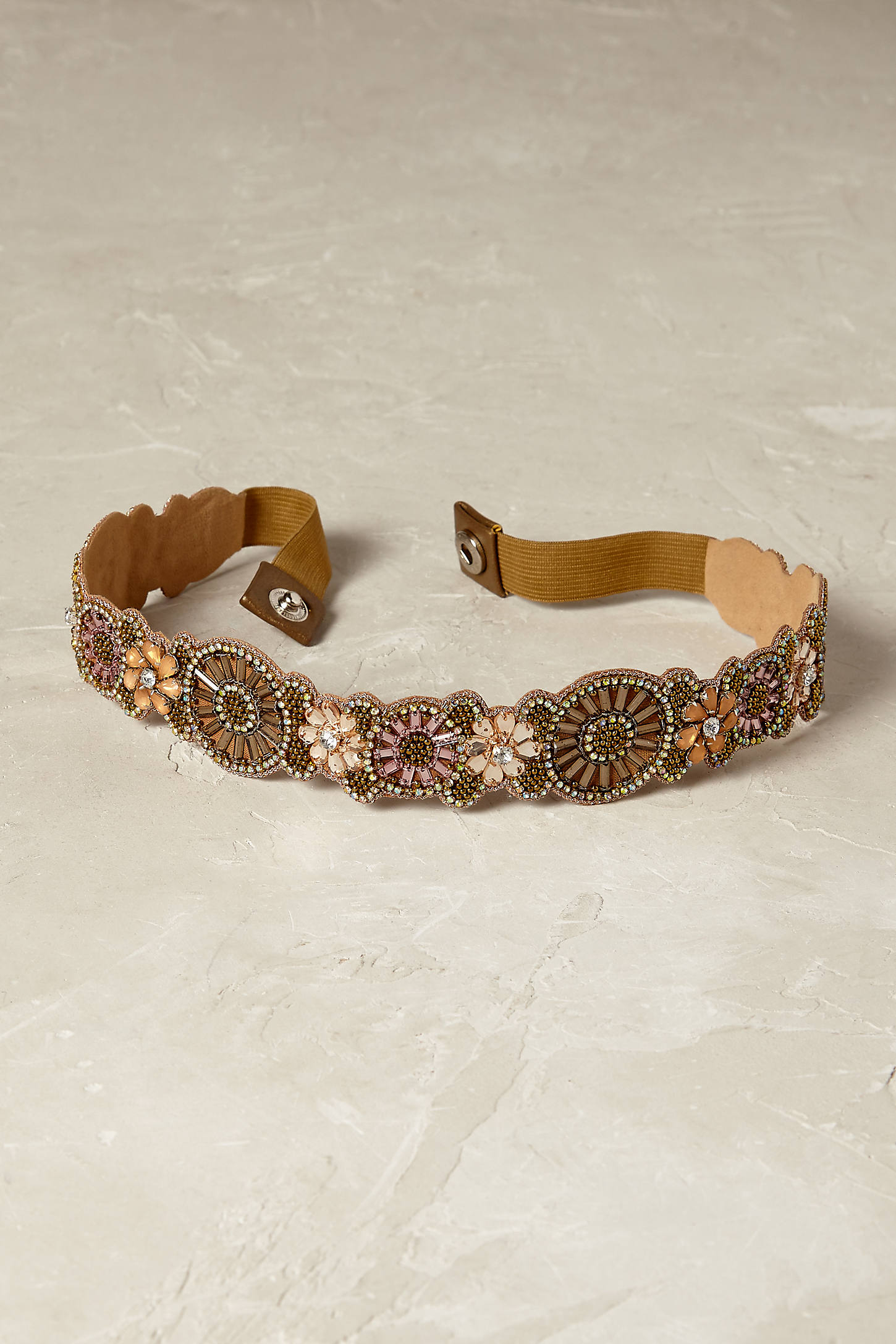 Ivy Beaded Belt