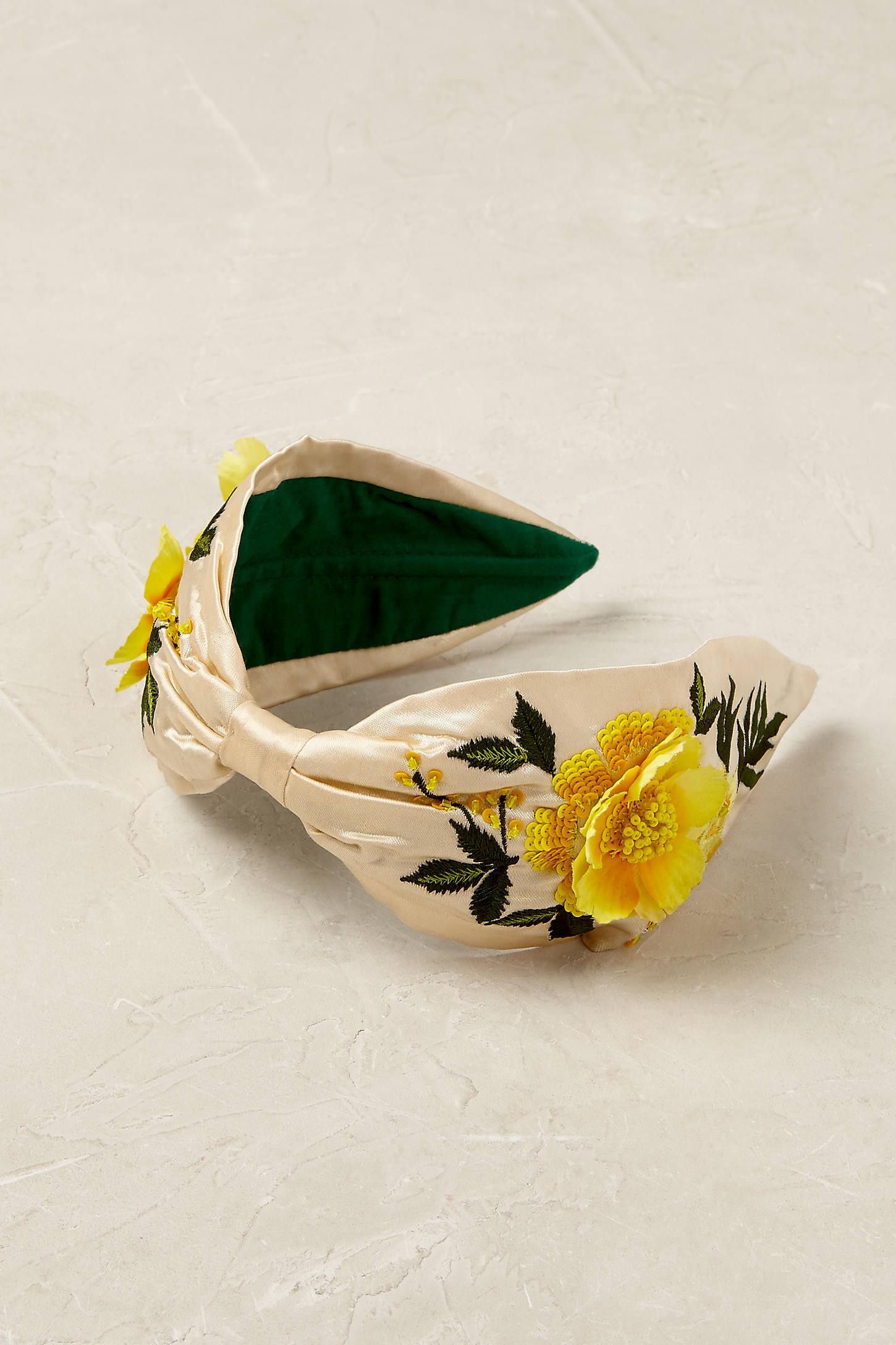 Valencia Floral Headband