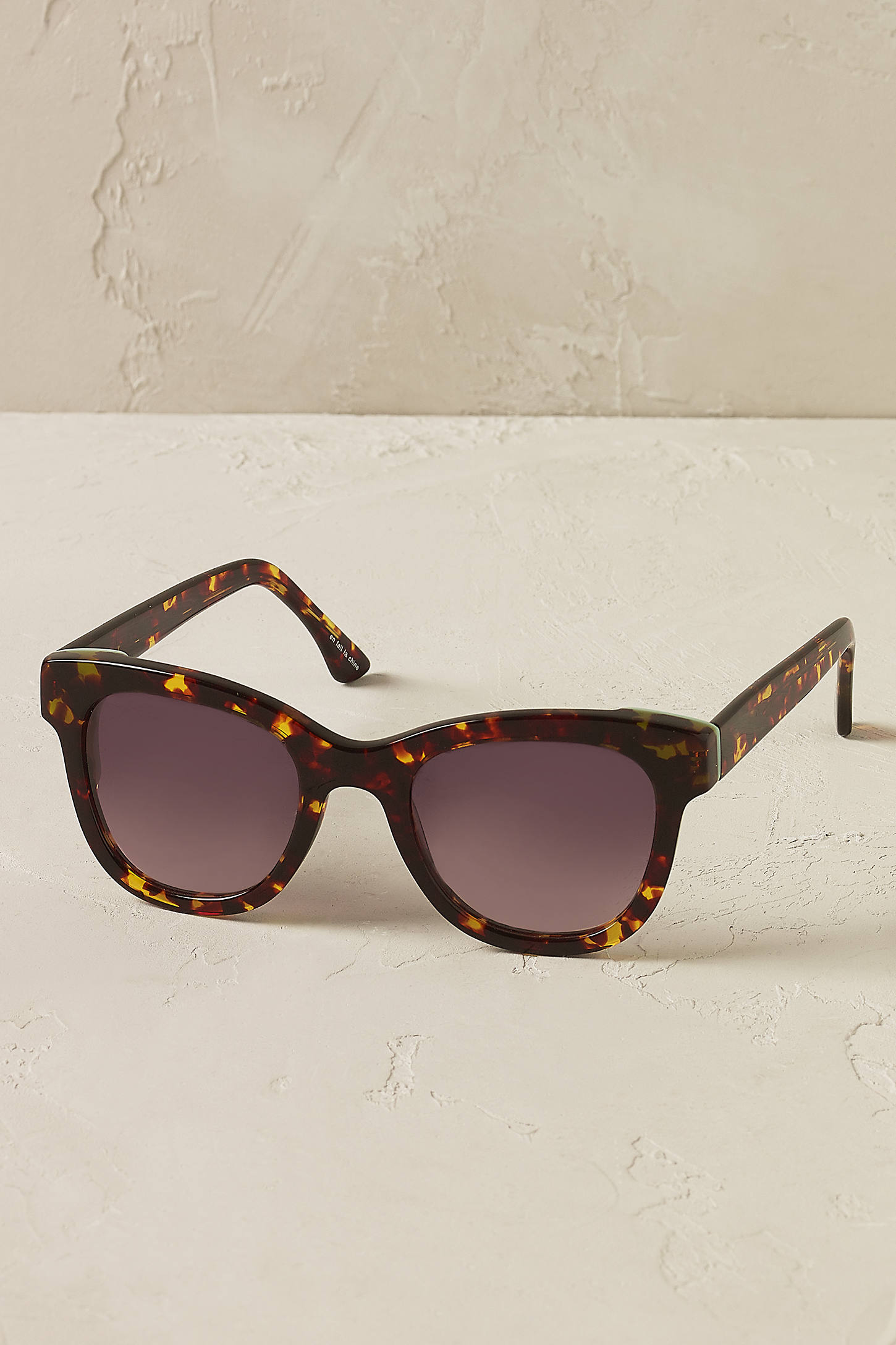 Minted Wayfarer Sunglasses