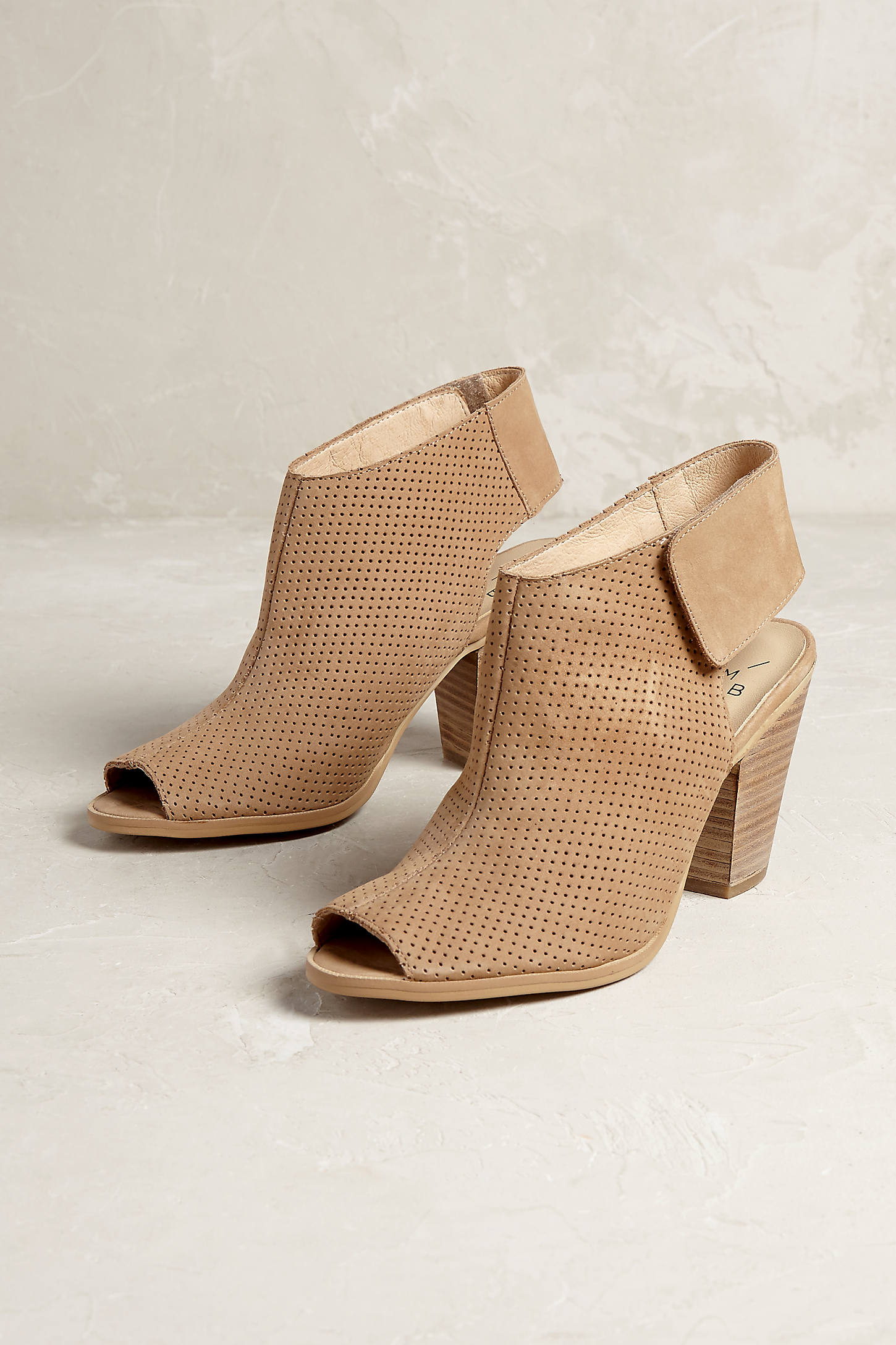 Kora Perforated Heels