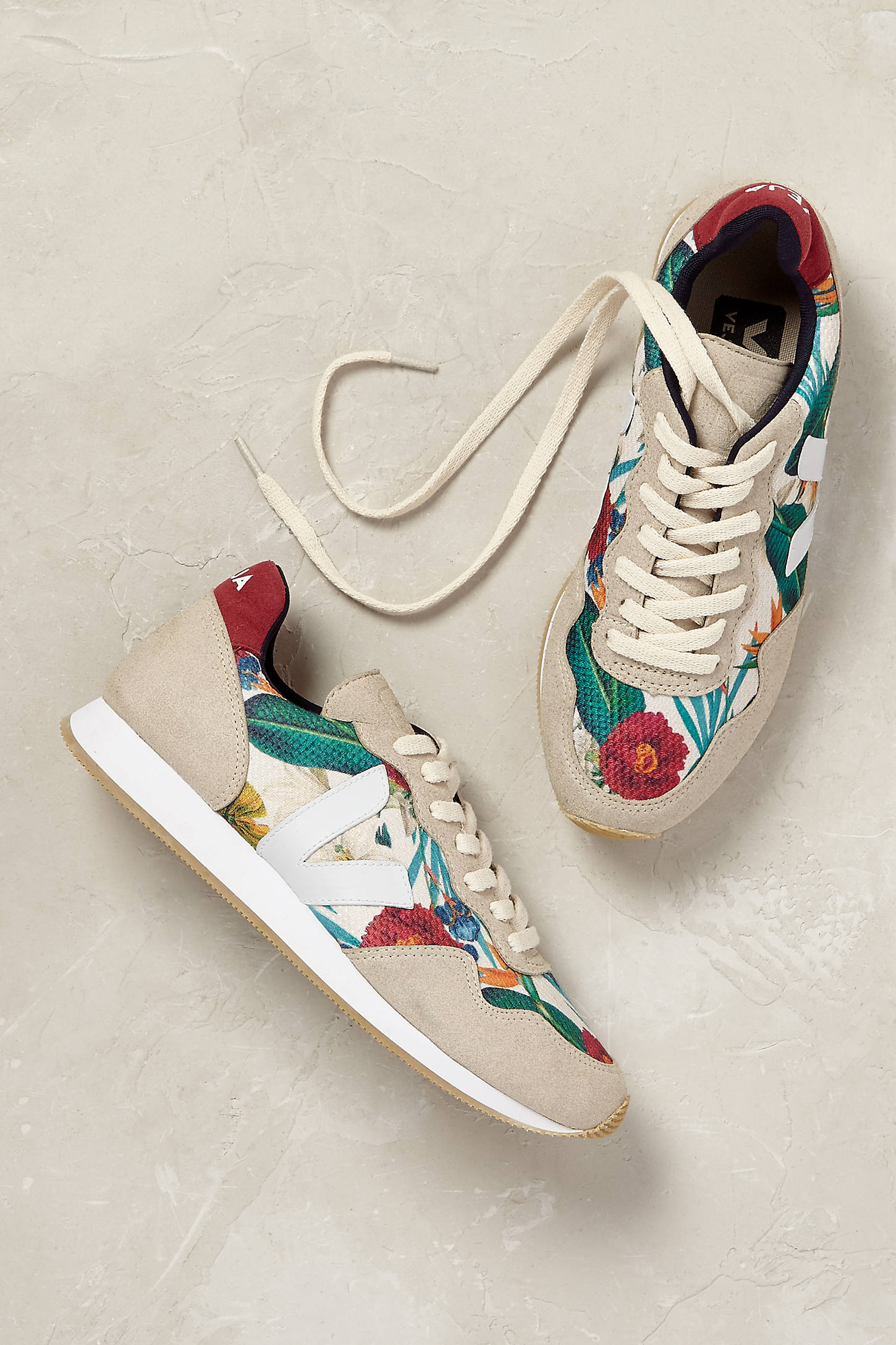 Bahia Floral Trainers
