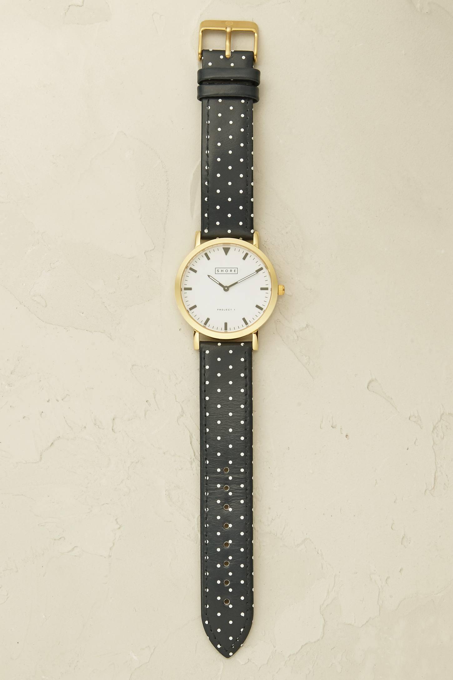 Rye Polka Dot Watch