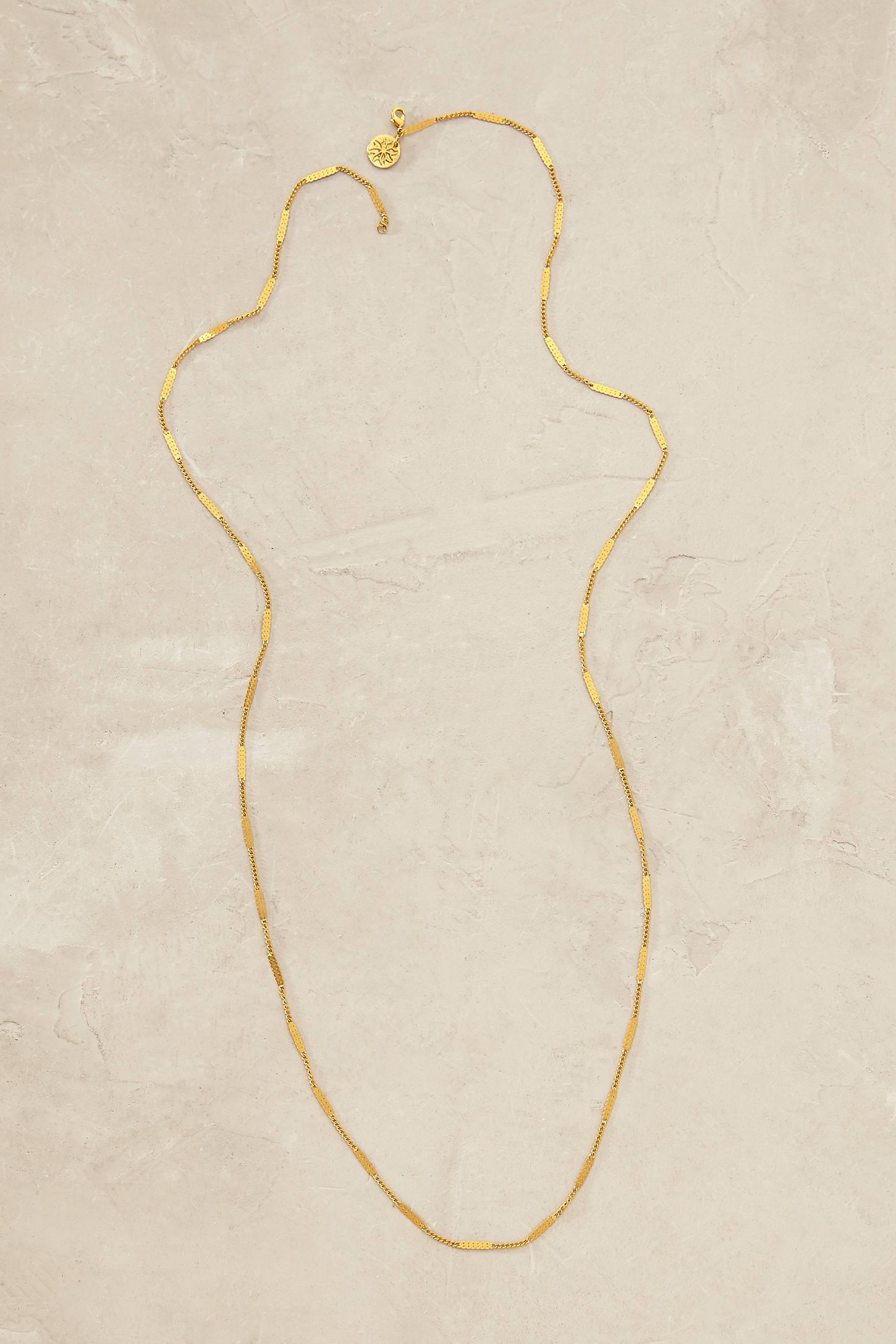 Long Bella Necklace