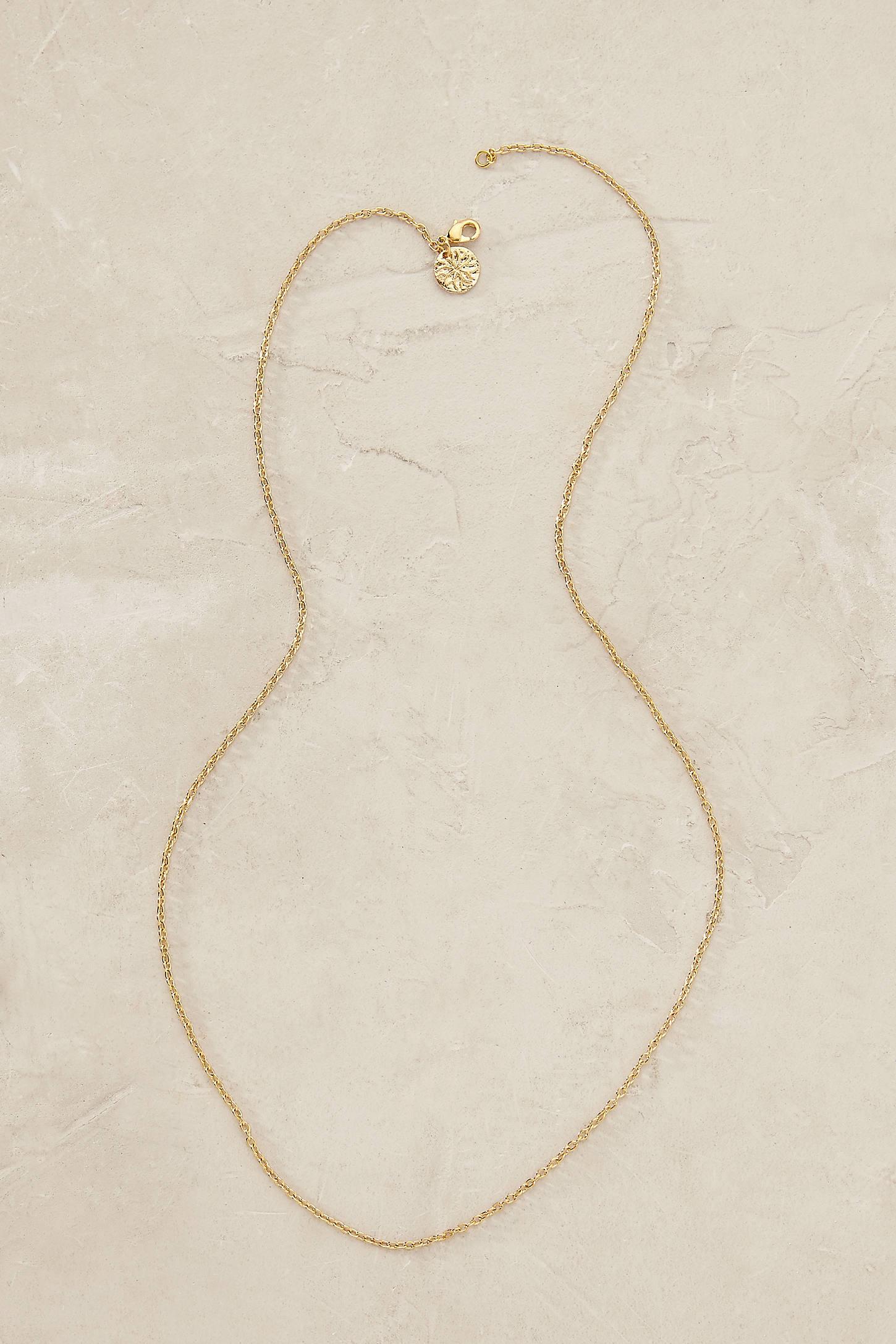 Short Albion Necklace