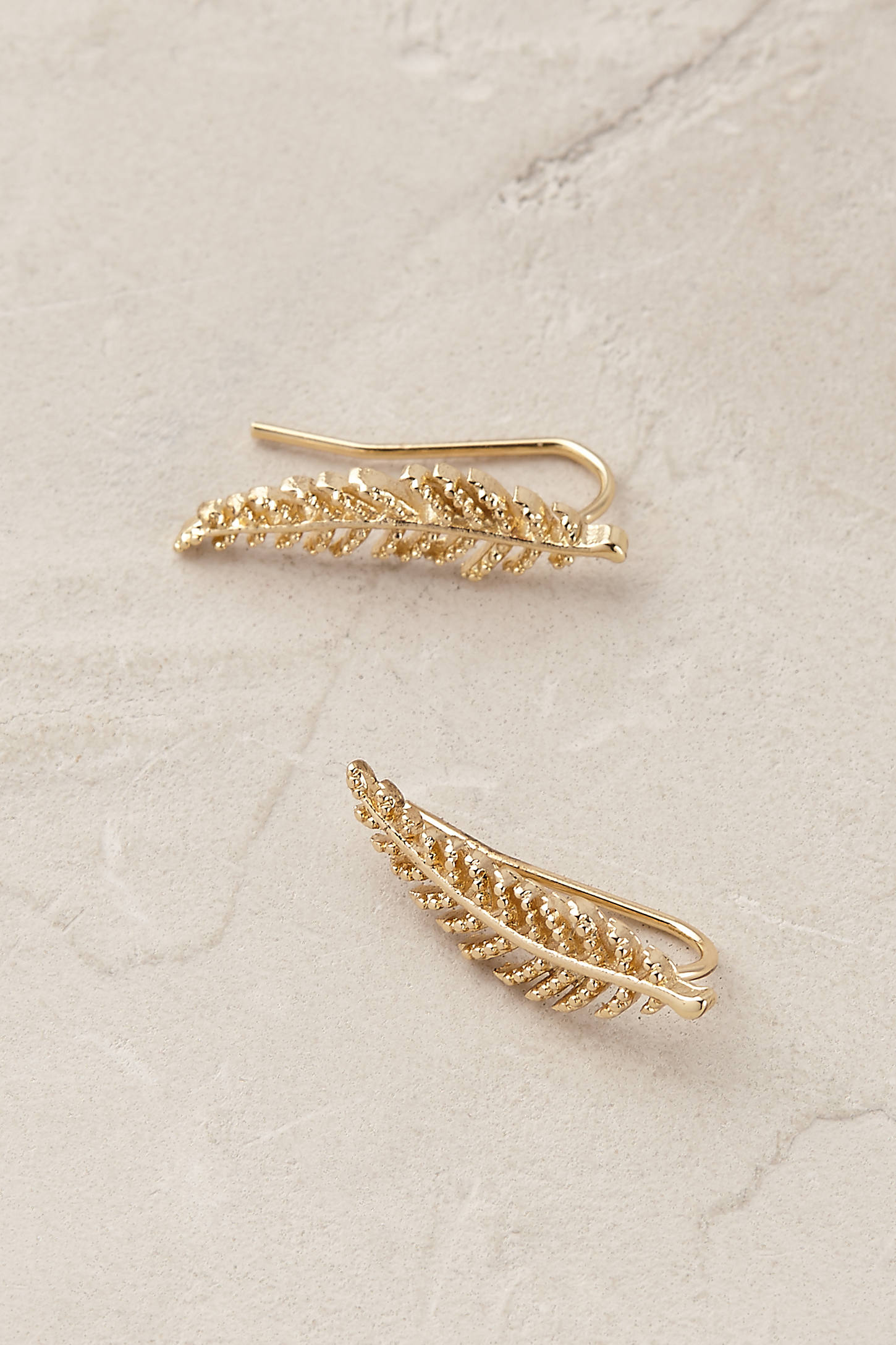 Fern Crawler Earrings