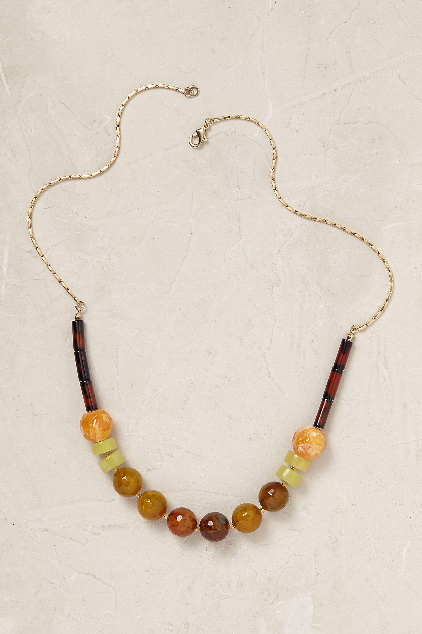 Palermo Beaded Necklace