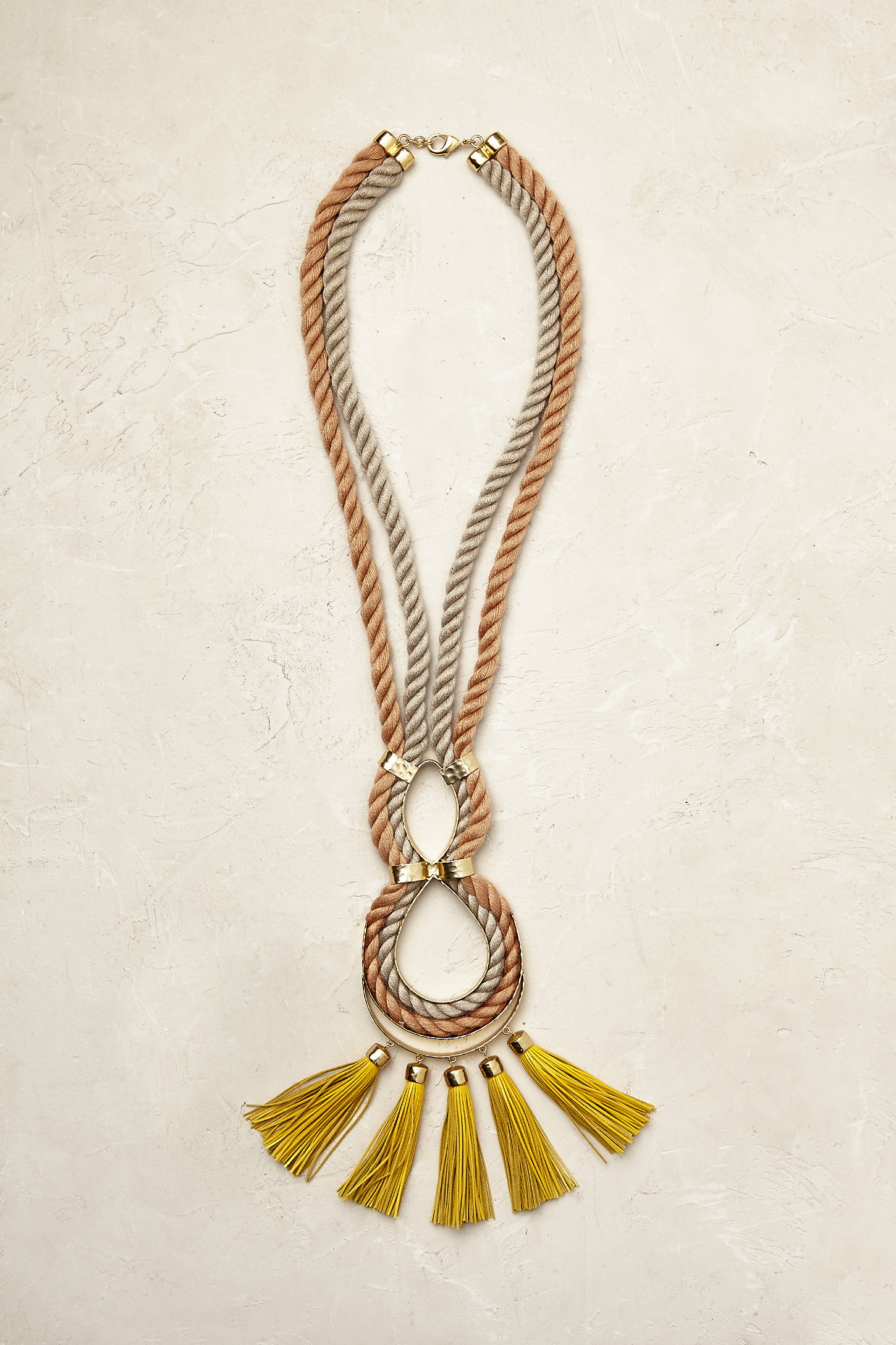 Helena Rope Necklace