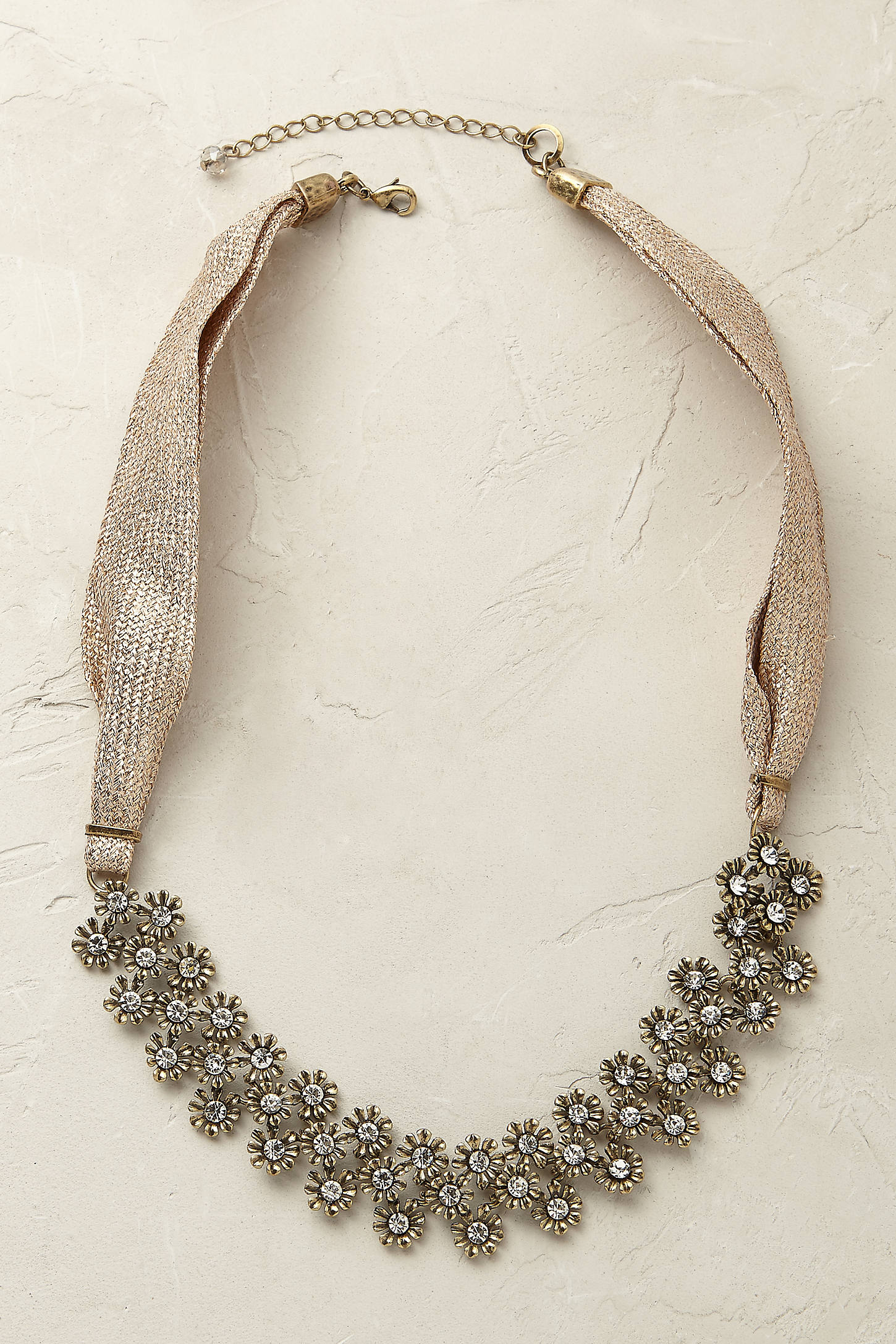 Amabelle Bib Necklace