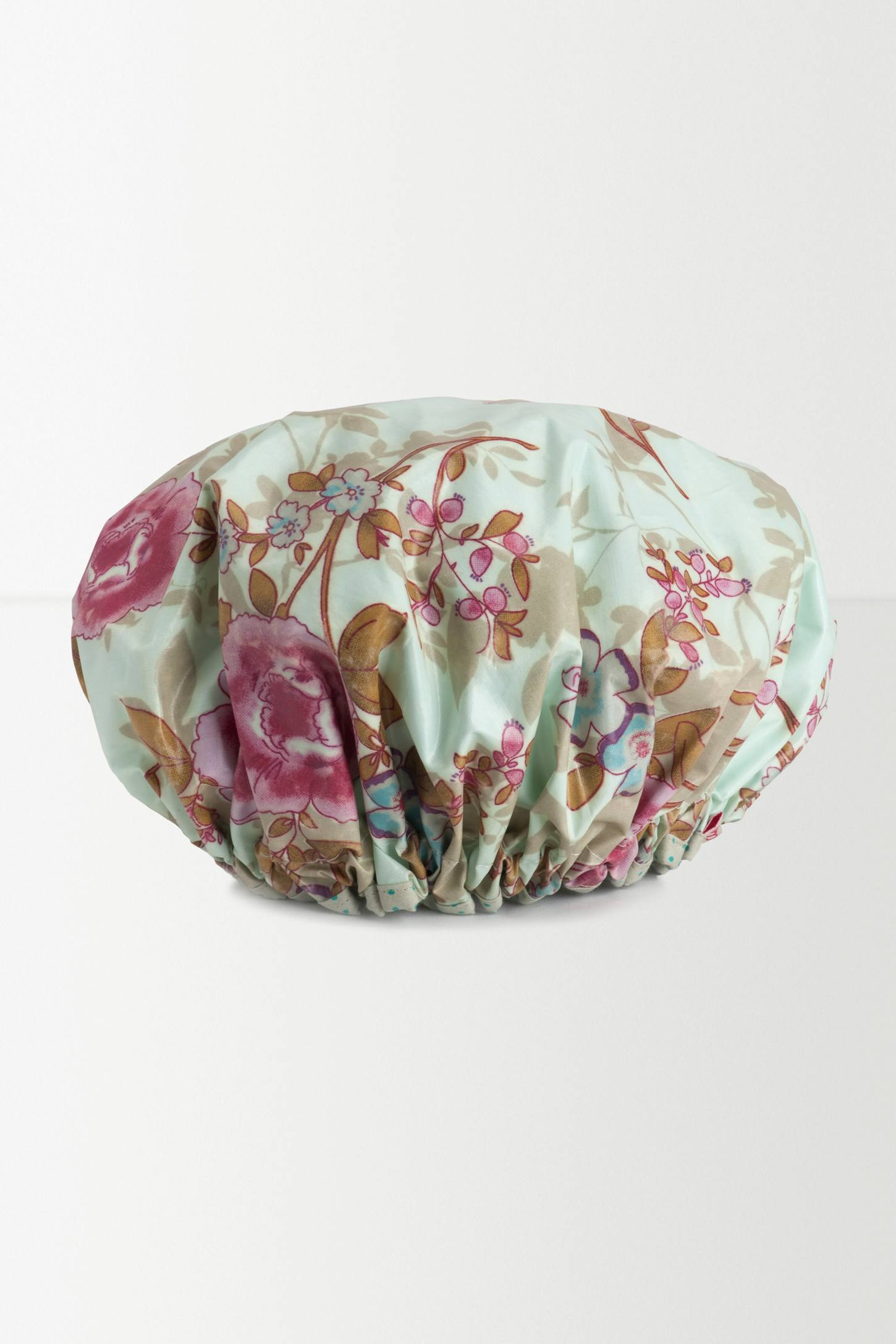 Vintage Blooms Shower Cap