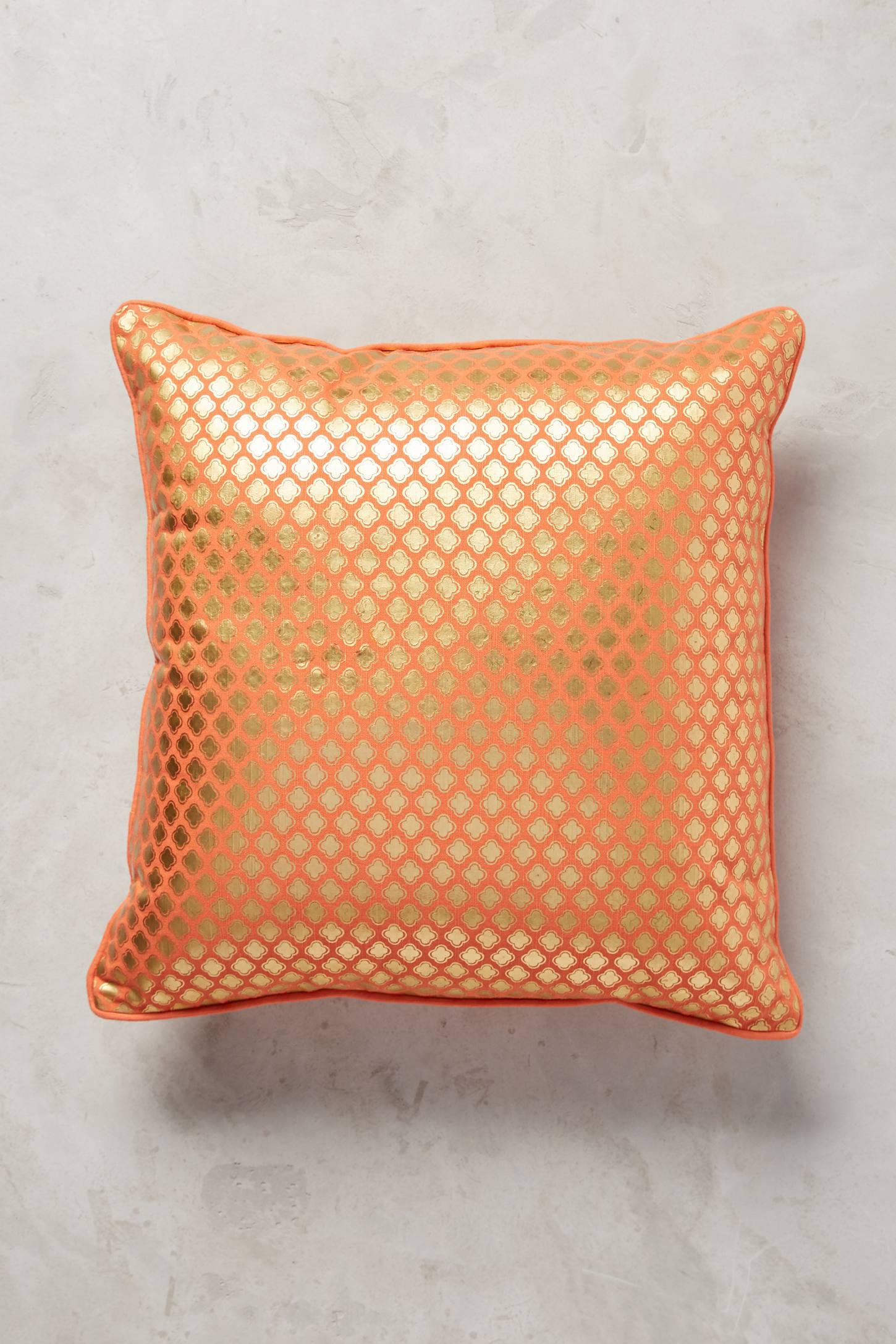 Quatrefoil Cushion