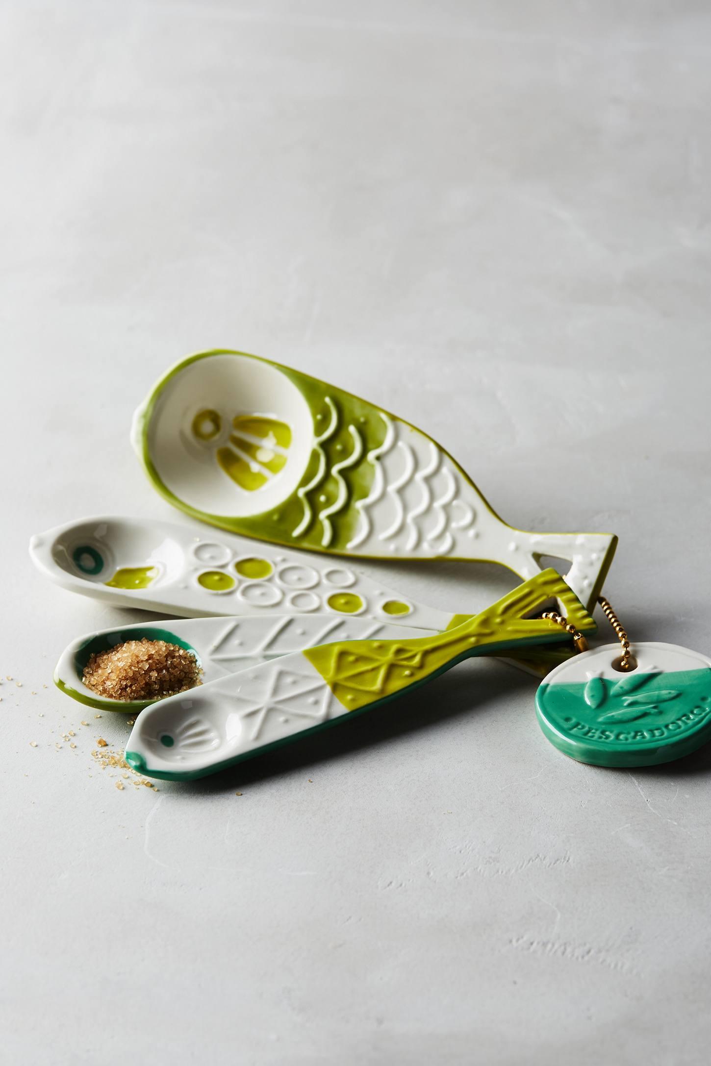 Pescadoro Measuring Spoons