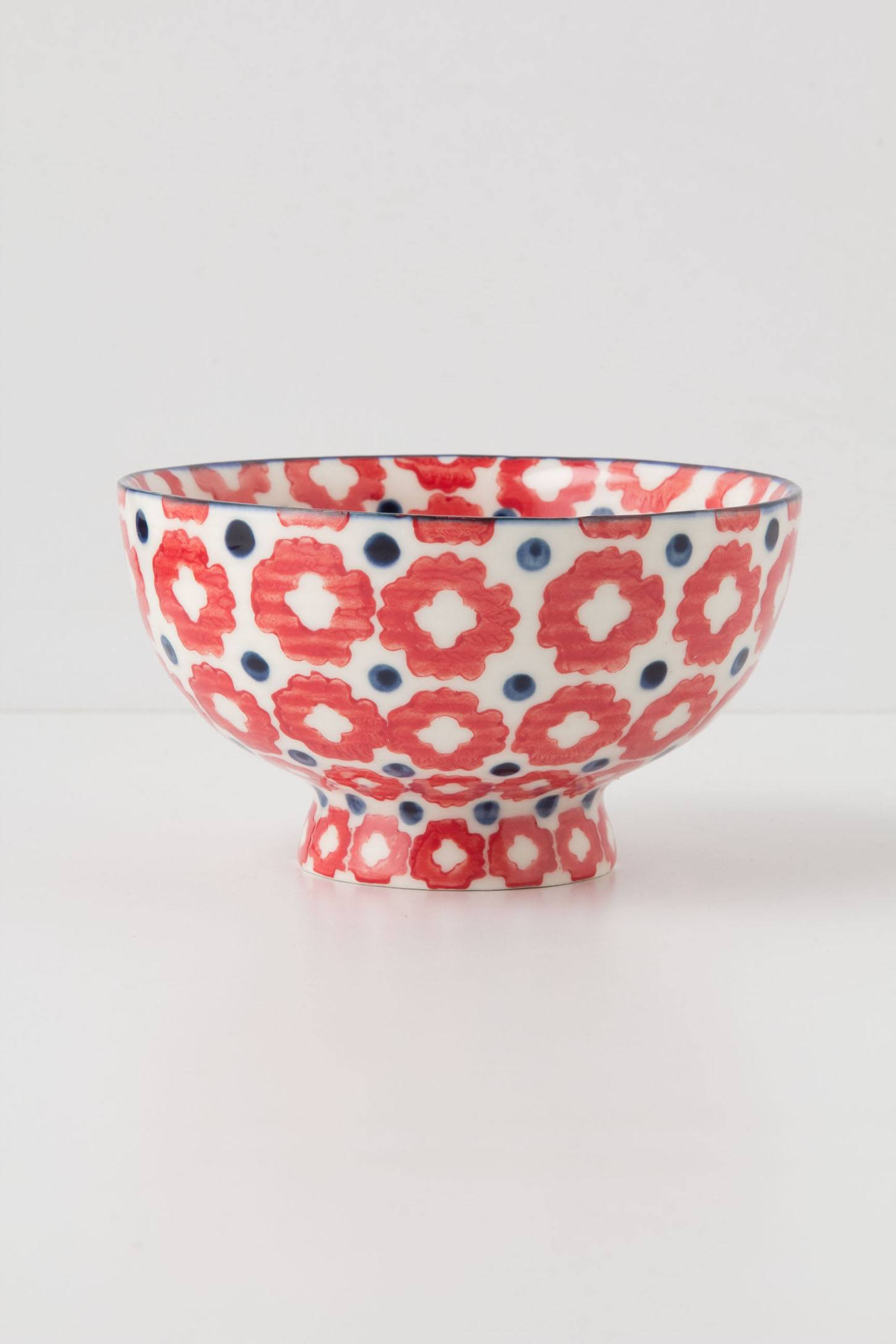 Tiled and Dotted Bowl