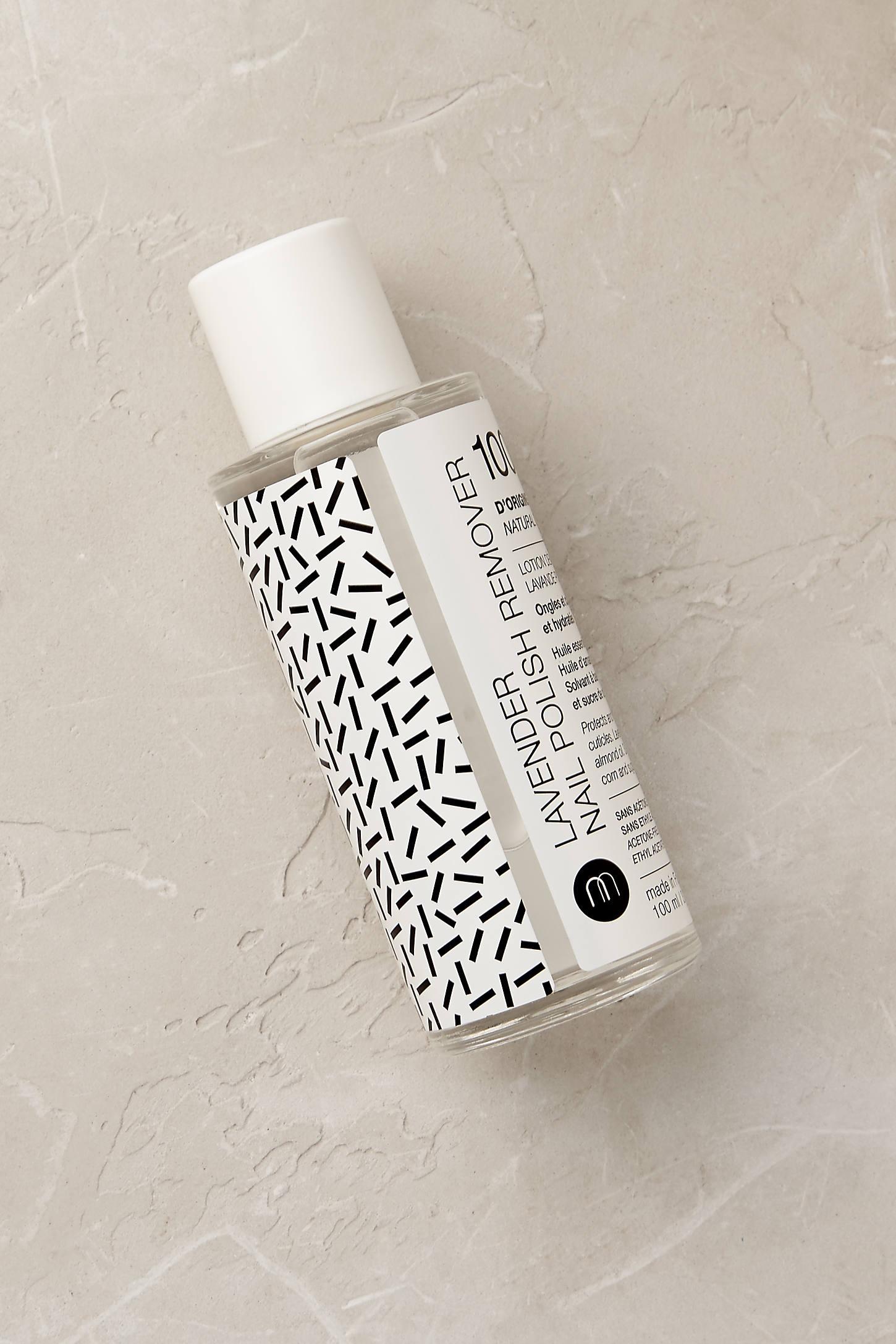 Nailmatic 100% Natural Lavender Nail Polish Remover