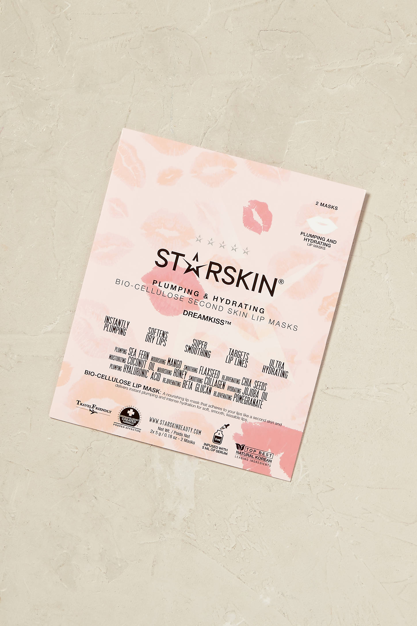 Starskin Lip Mask