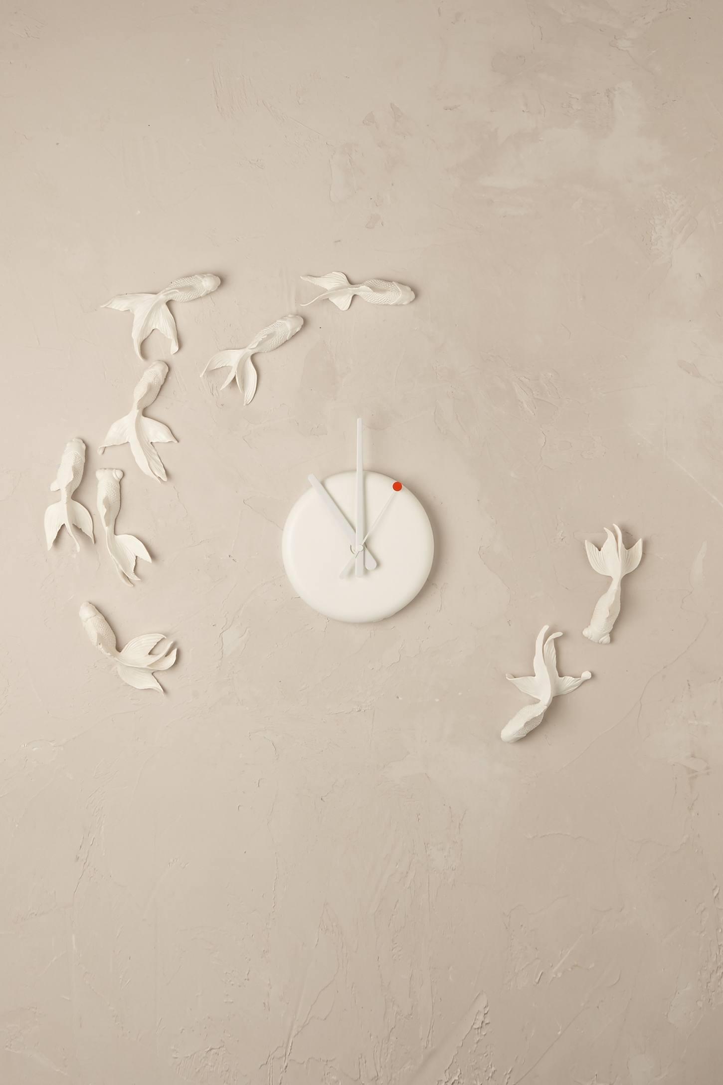 Goldfish Stream Clock