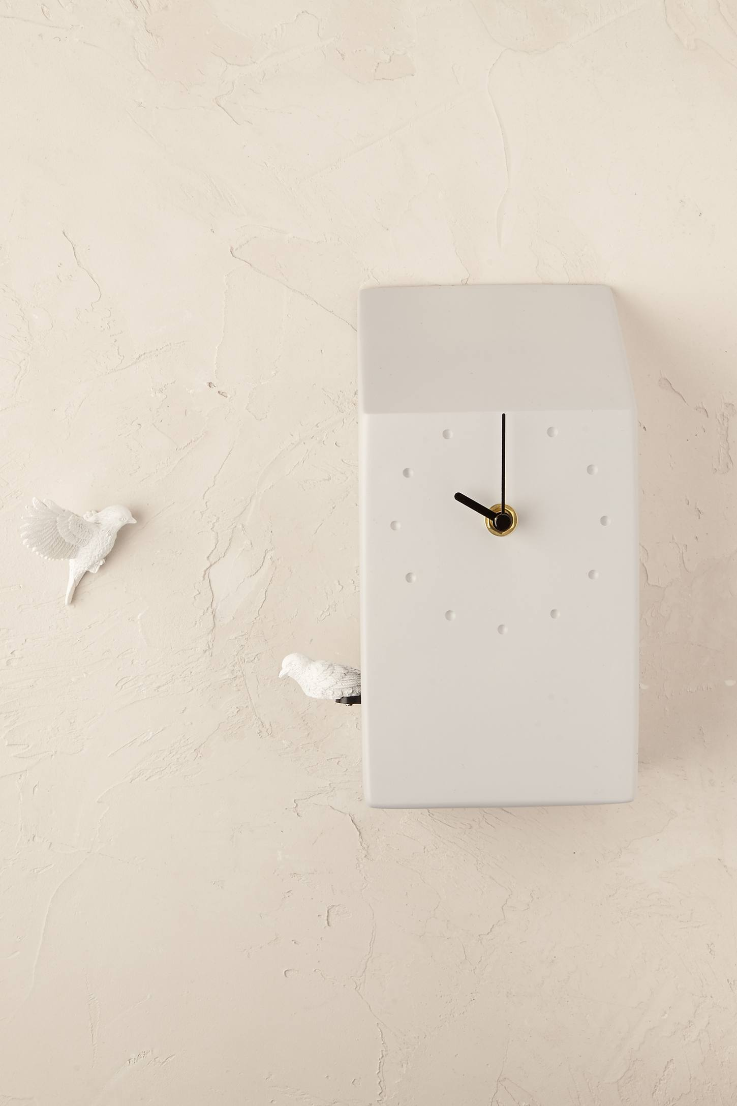 Love Birds Cuckoo Clock