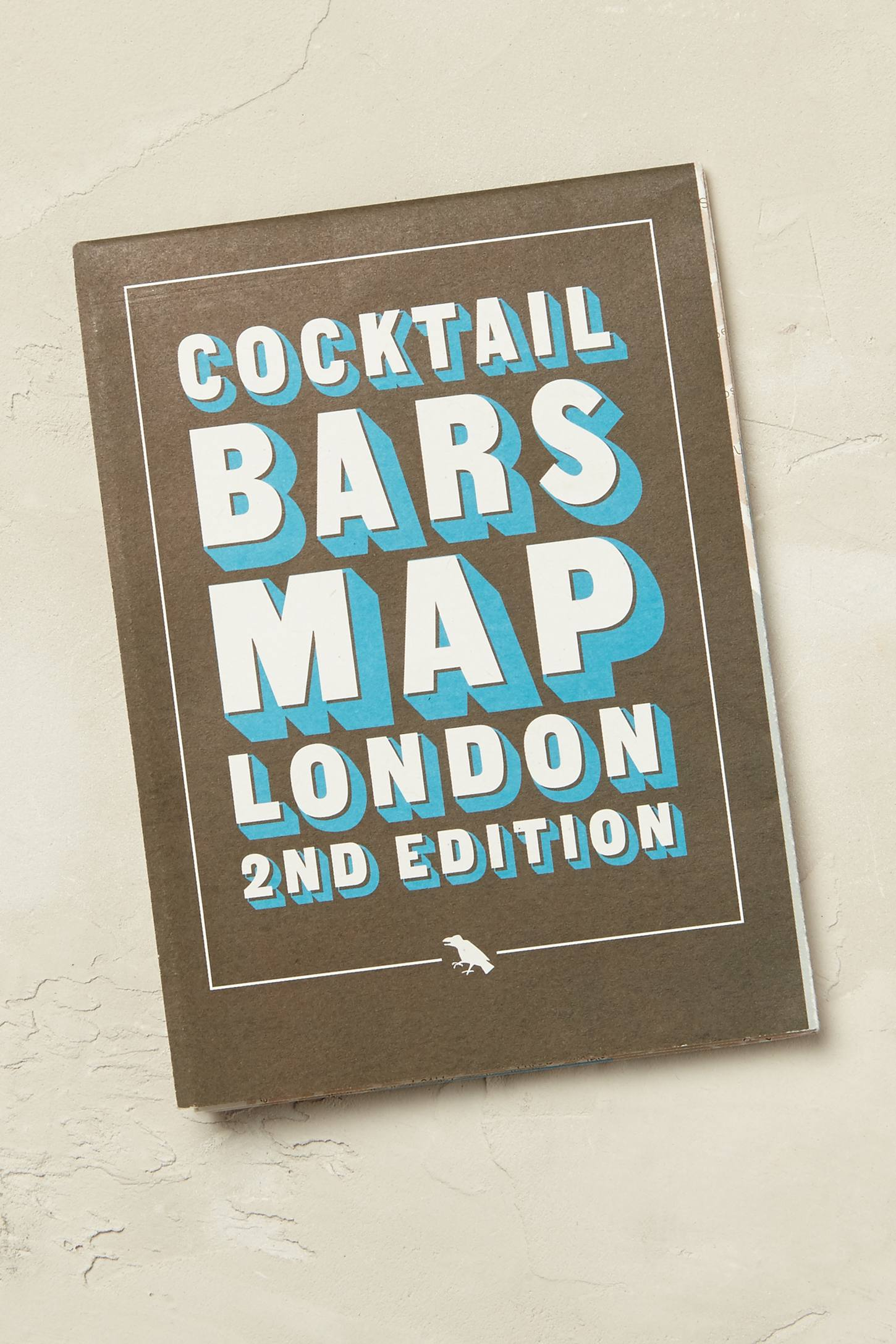 Speciality Coffee & Cocktails Map: London