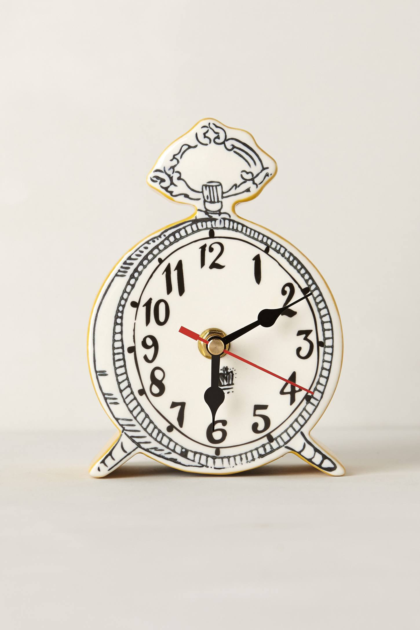 Molly Hatch Desk Clock