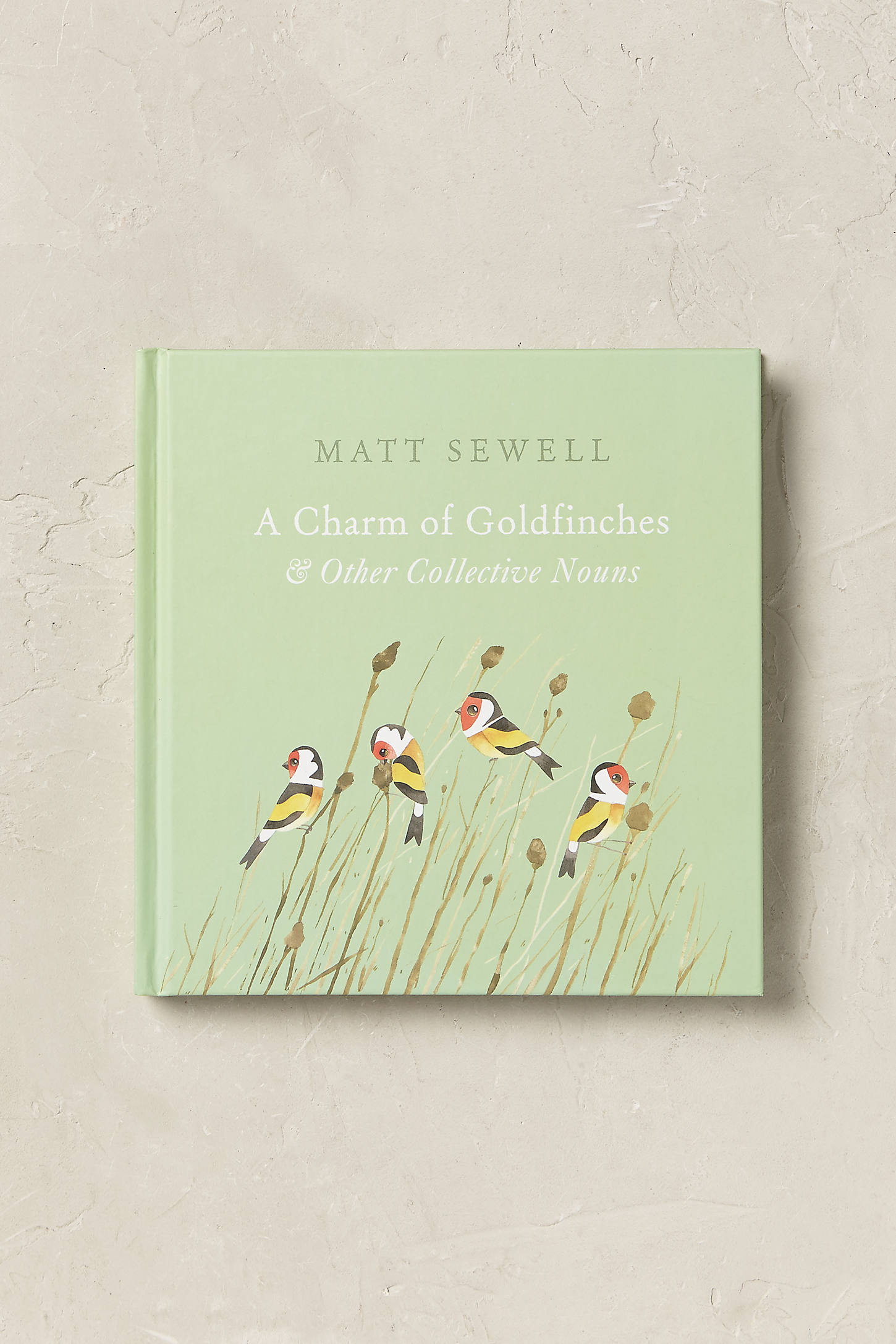 A Charm Of Gold Finches