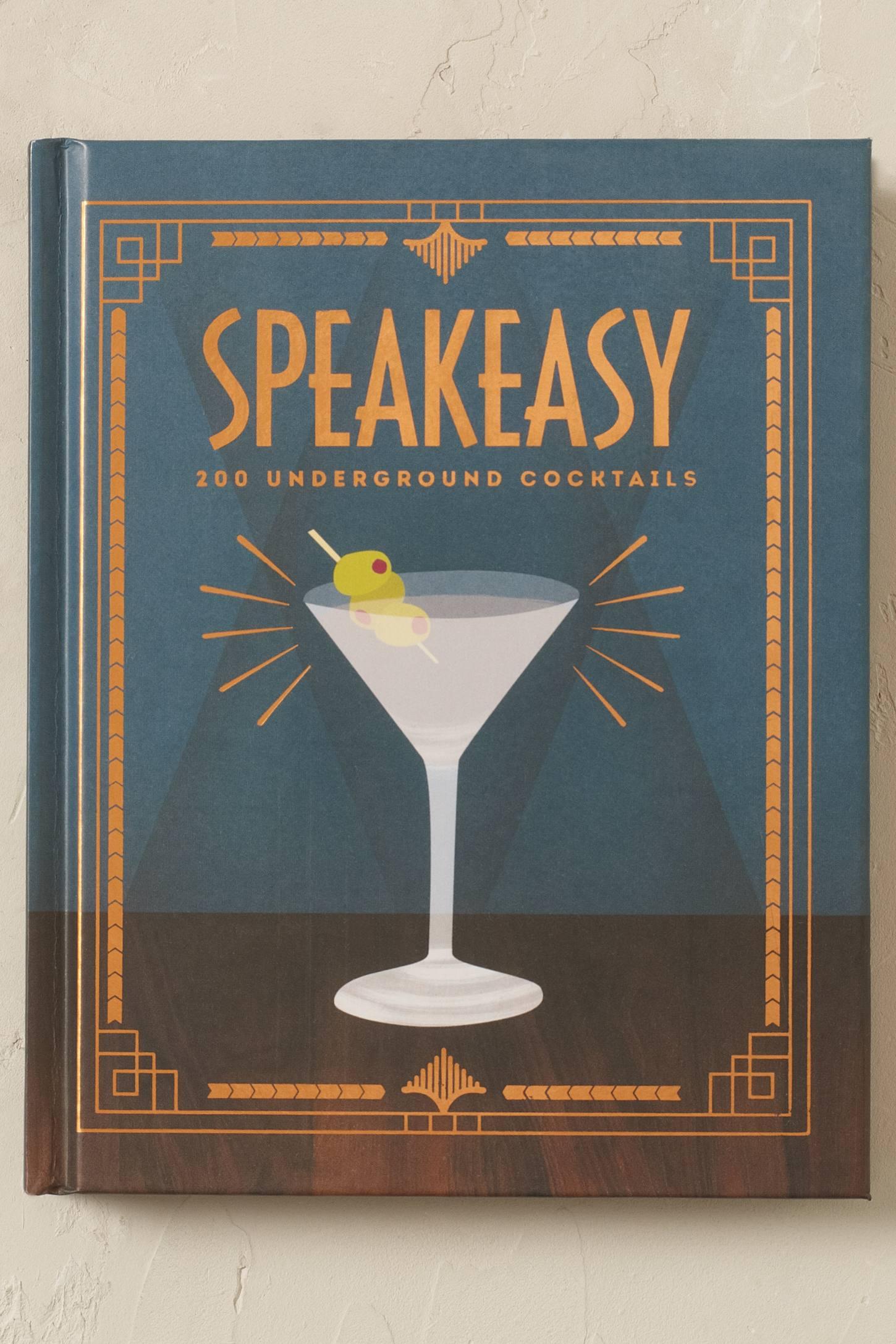 Speakeasy Underground Cocktails