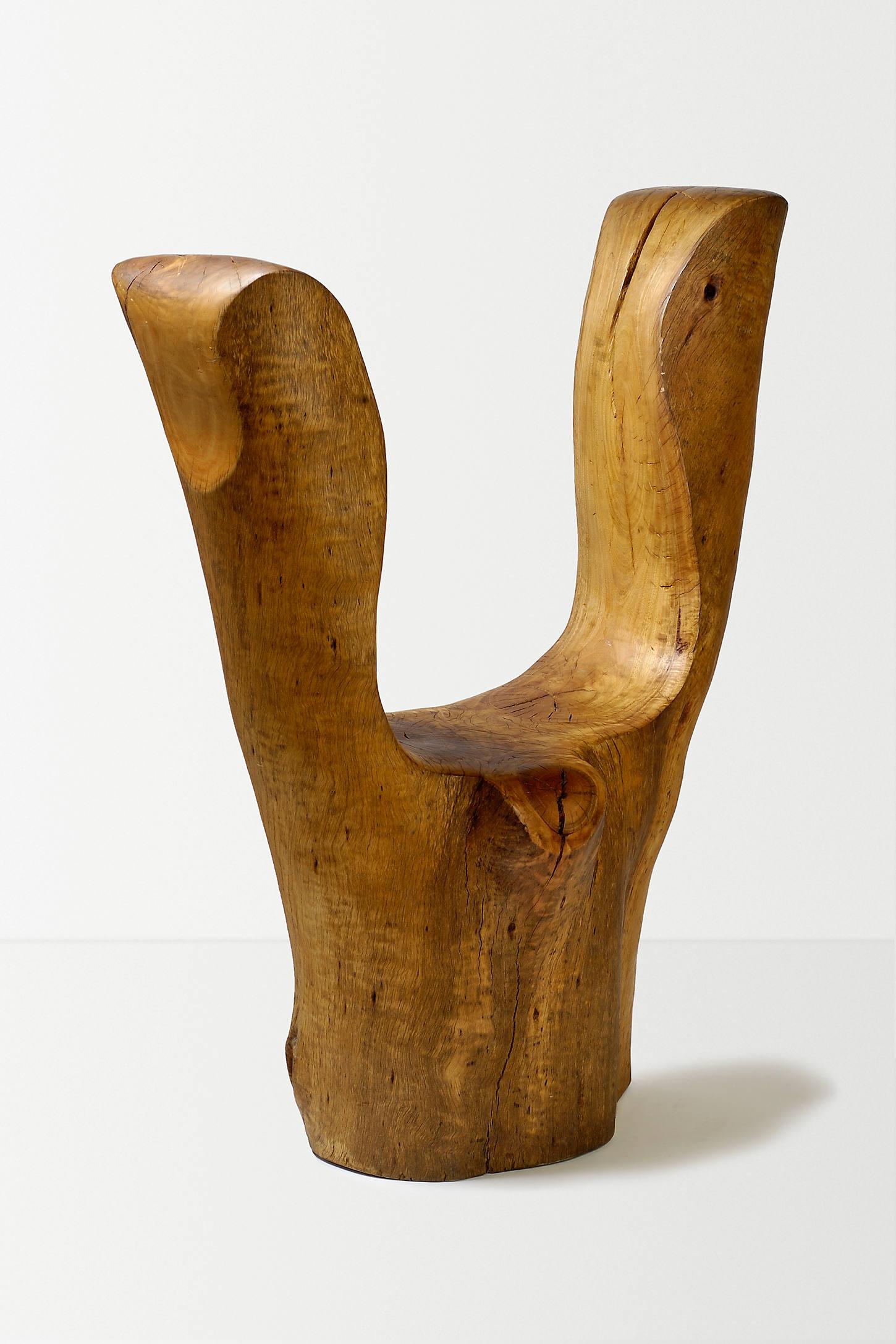 Whale Bone Chair