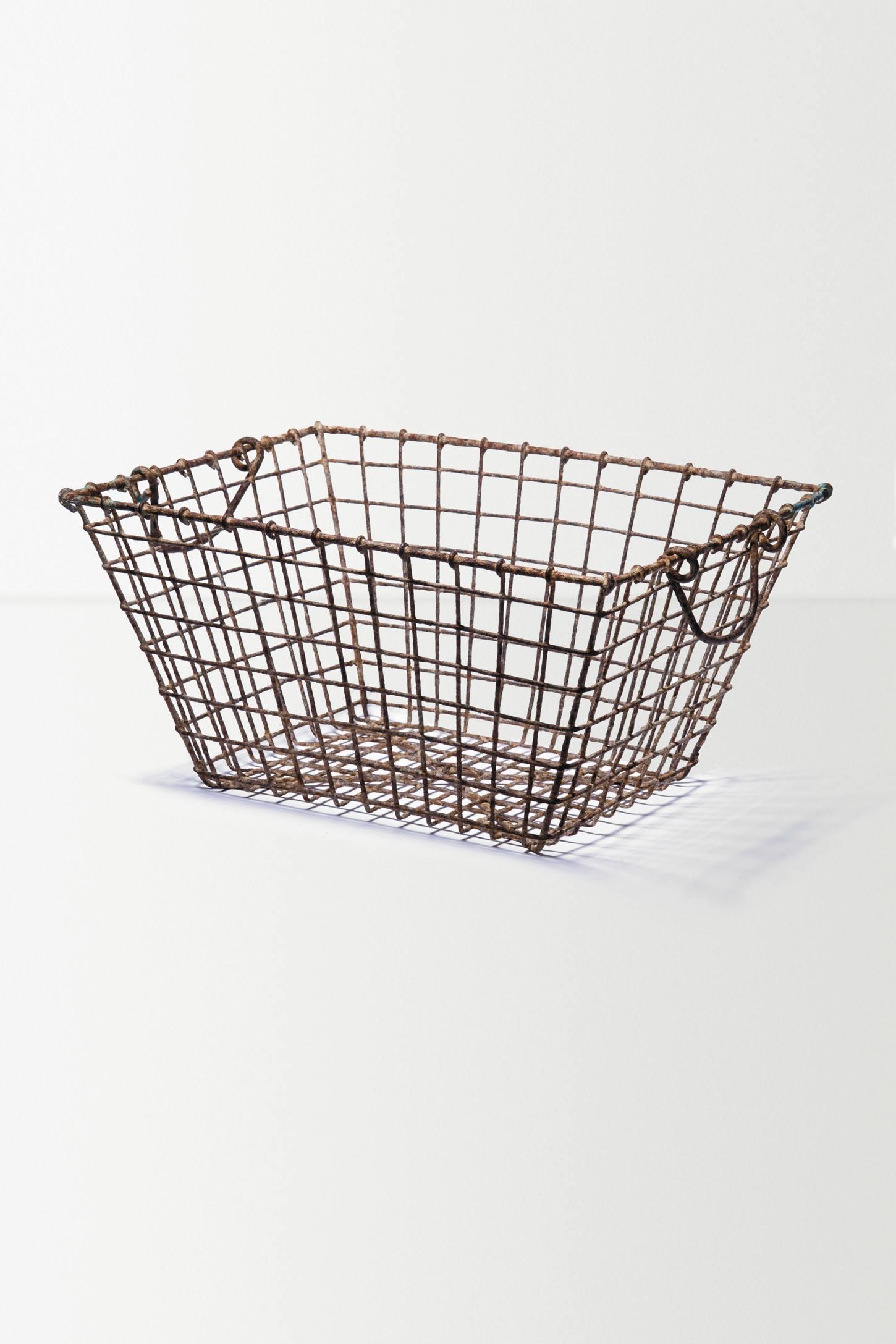 Gathered Basket