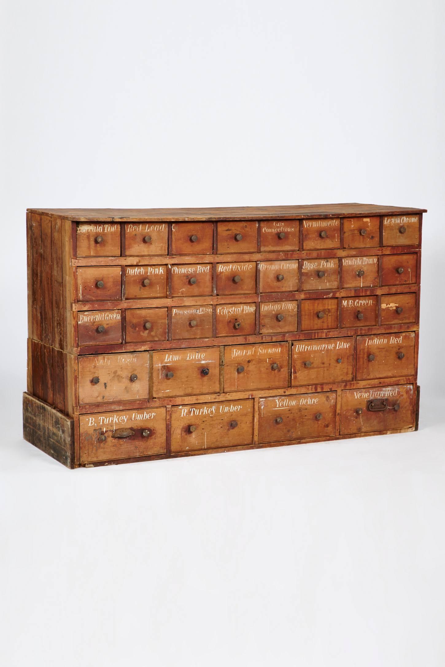 Treasured Trinkets Dresser
