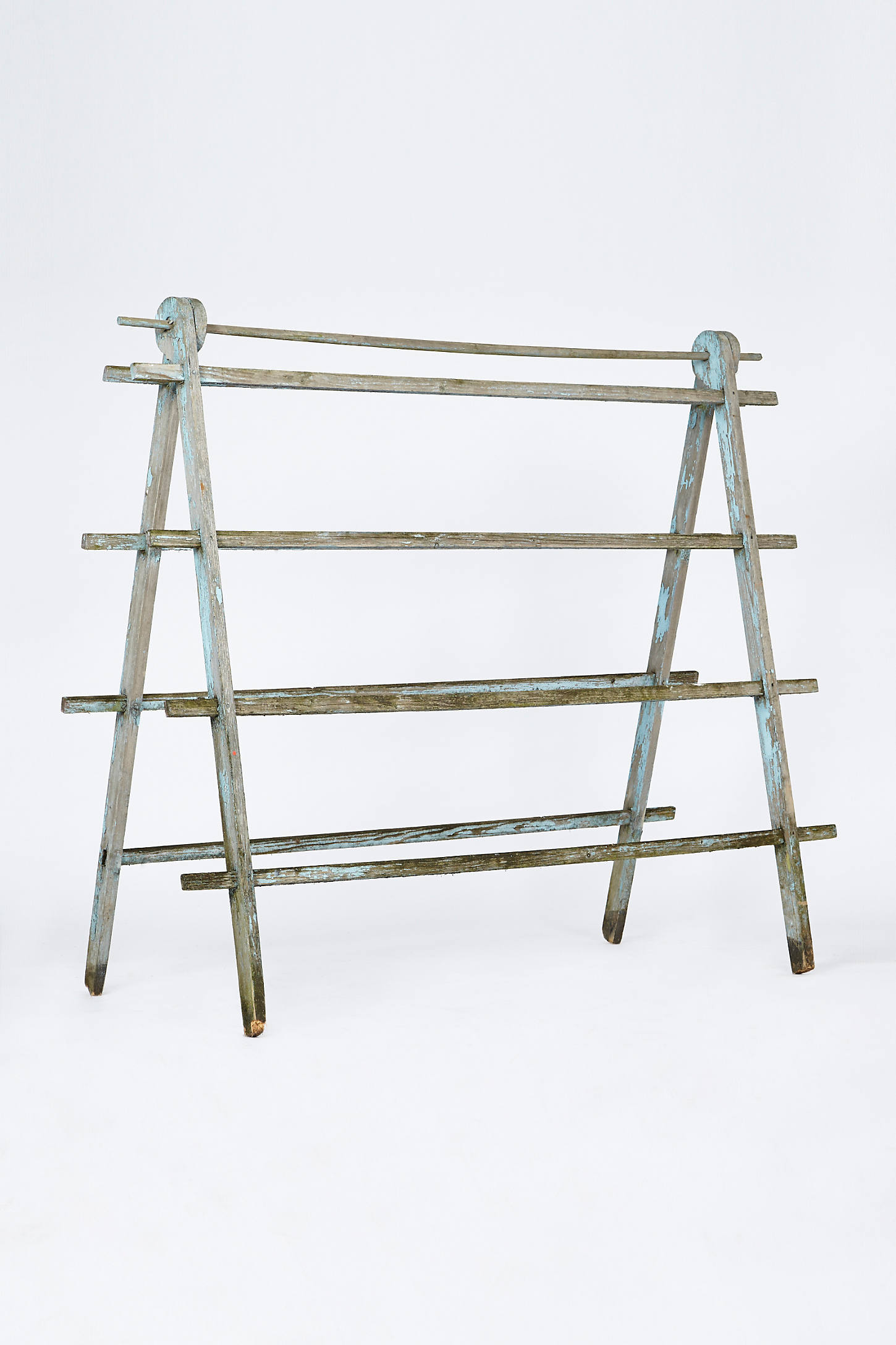 Eggshell Laundry Rack