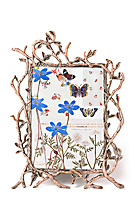 copper twig frame