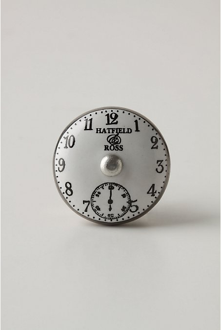 Chronograph Knob - Anthropologie.com :  home interior apartment house