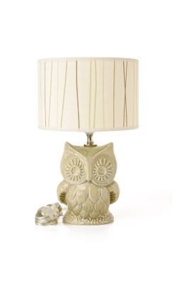 Tree Owl Lamp - Anthropologie.com :  anthropologie