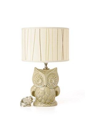 Tree Owl Lamp