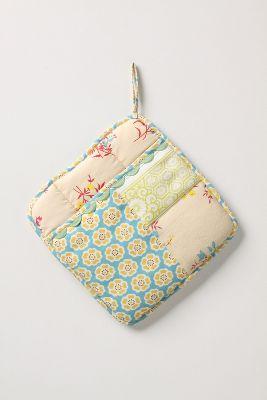 Sewing Basket Potholders