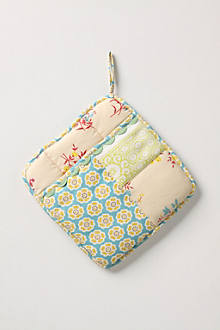 Sewing Basket Potholders