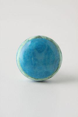 Blue-Sage Osteon Knob