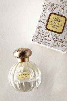 Eau de parfum Tocca