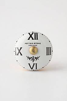 Timepiece Knob