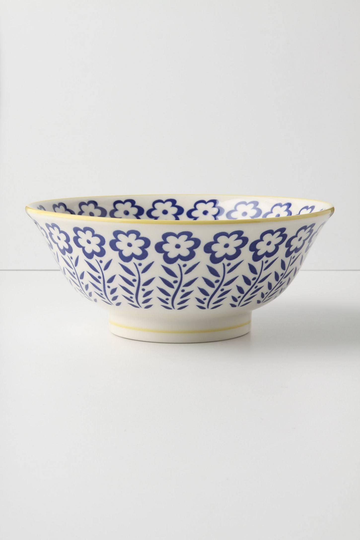 Atom Art Serving Bowl