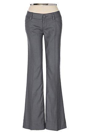 Seaside Trousers - Anthropologie.com :  pants flared trousers cotton