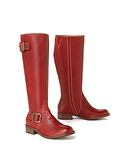 Anthropologie.com > Cherry-Picked Boots :  red boots fall anthropologie