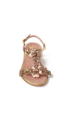Tattered Cosmos Sandals - Anthropologie.com :  anthropologie